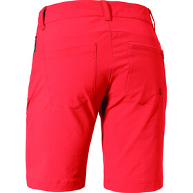 Schöffel Toblach1 Naiset Lyhyet housut , punainen